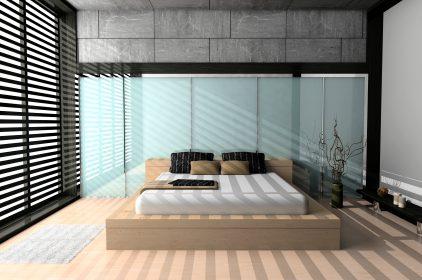 Luminosité dans une maison