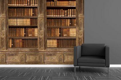 L'histoire des bibliothèques