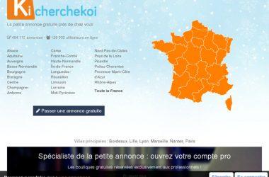 Petites annonces gratuites avec Kicherchekoi