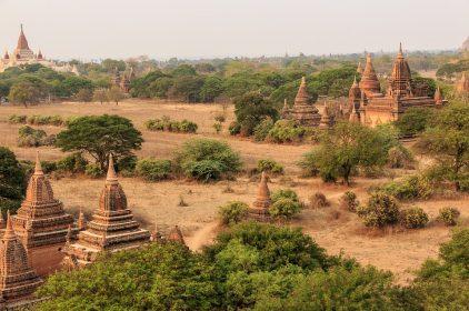 Séjour en Birmanie pour un stage